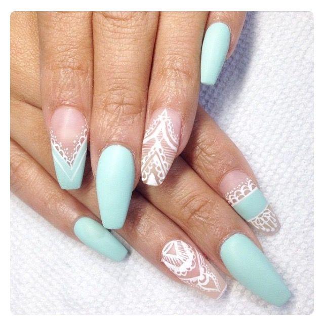 emmaceski♡ | Nailedd It | Pinterest | Nail nail, Makeup ...