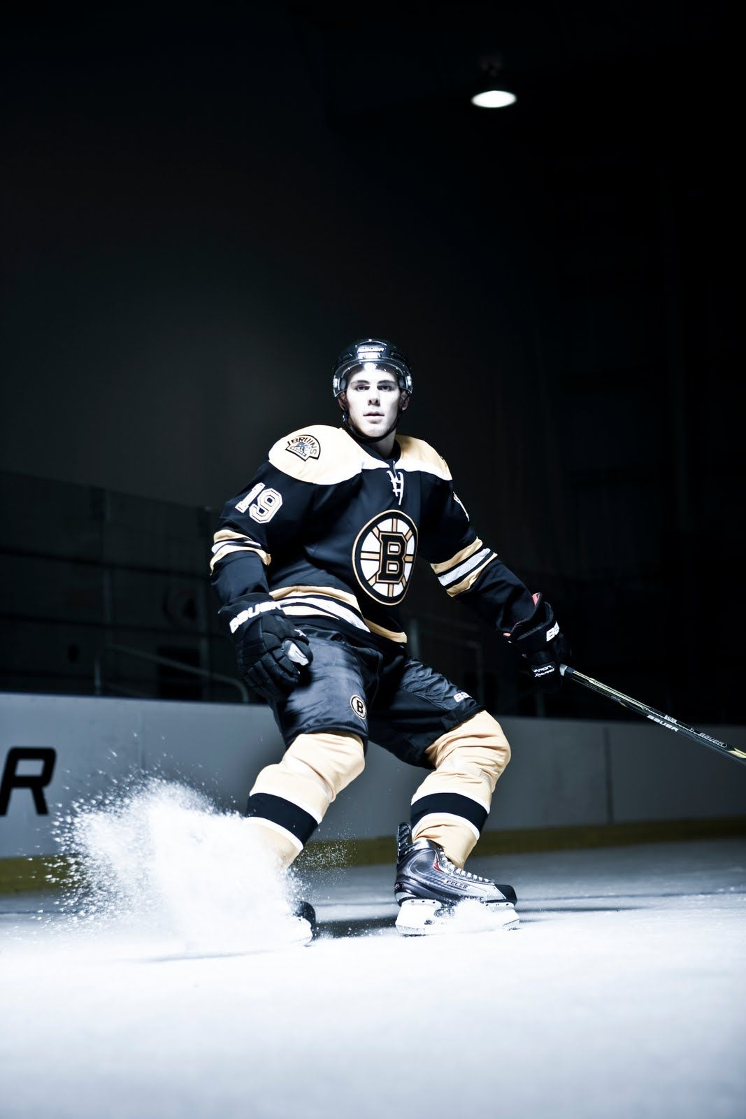 Bauer Hockey Logo Wallpaper