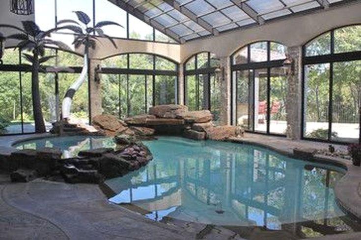 29 Ways You Can Design Your Big Indoor Swimming Pool Indoor Swimming Pool Design Indoor Swimming Pools Indoor Pool Design