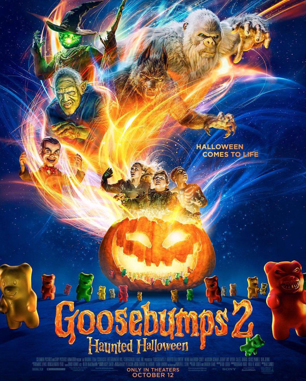 Pin by Joeyiz1 on Goosebumps 2 Haunted Halloween (2018