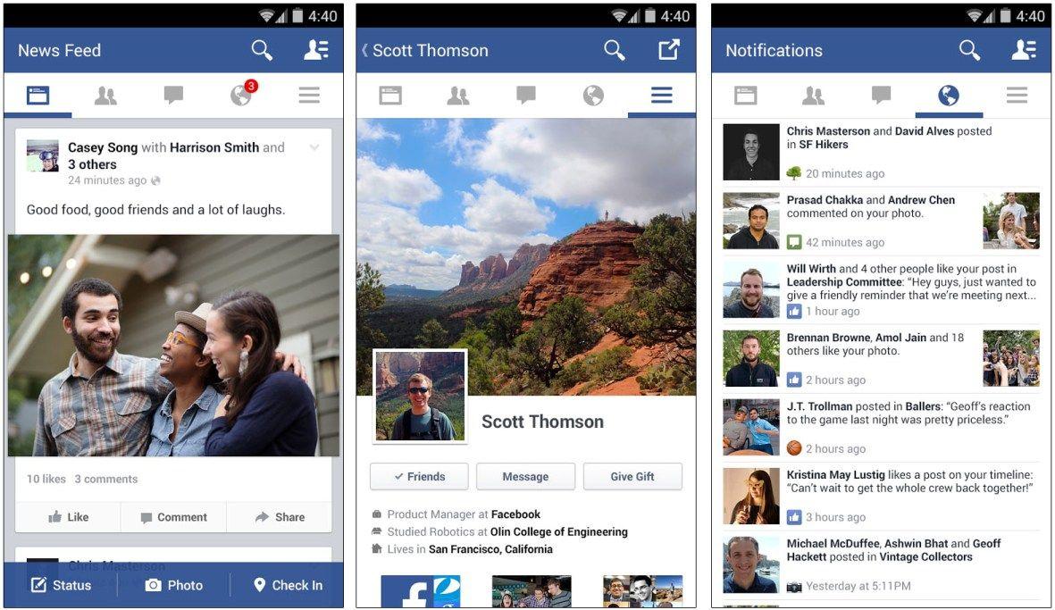 Facebook 30.0.0.0.15 APK Free Download Latest Version