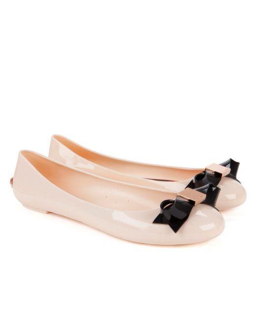 6a187f1d056077 Ted Baker Ballerina pump - Natural £50