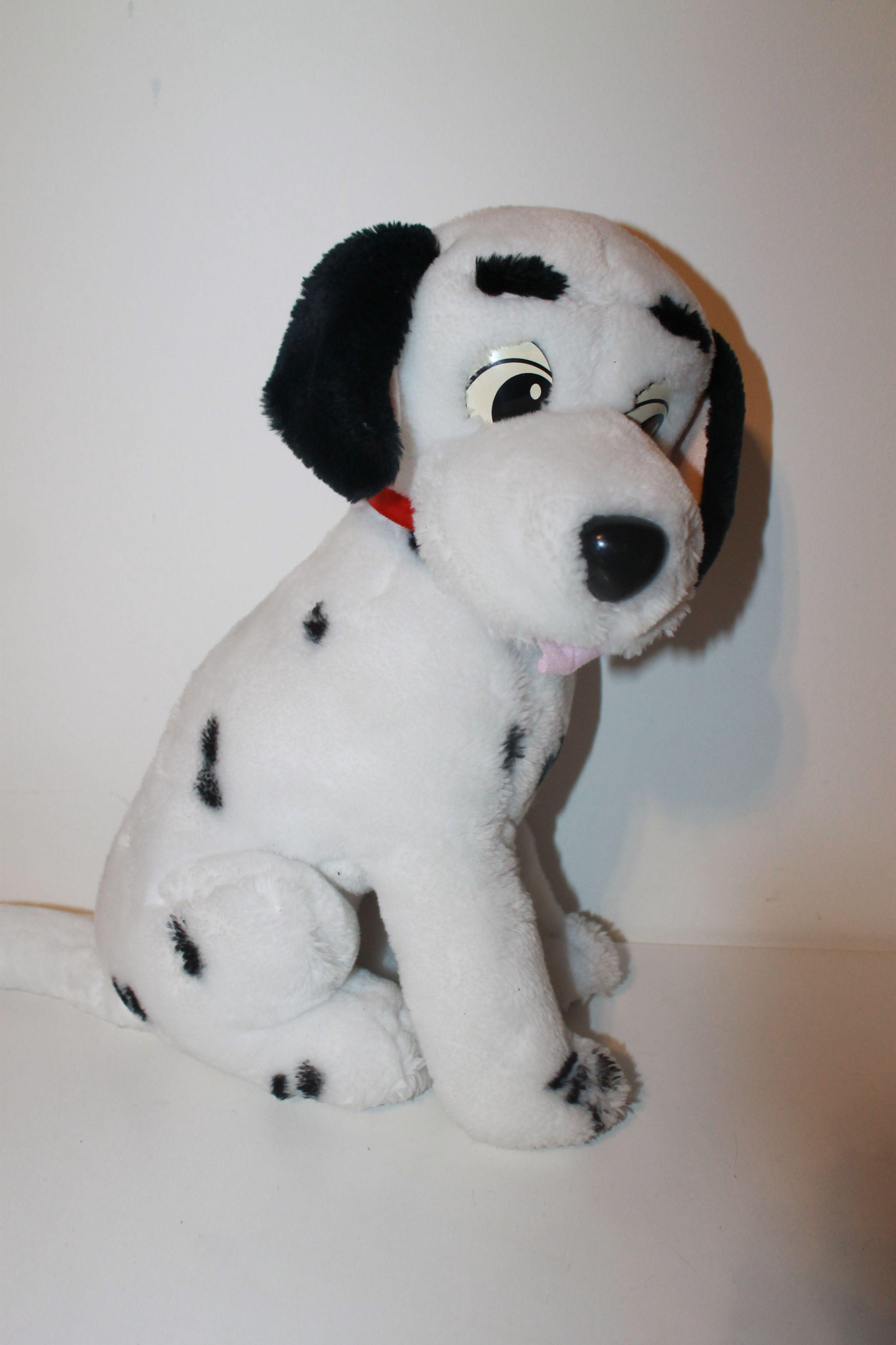 Mattel Pongo 101 Dalmatians 101 Dalmatiner Disney Stofftier Plush Toy Vintage Snoopy Plush Retro Disney Disney Plush