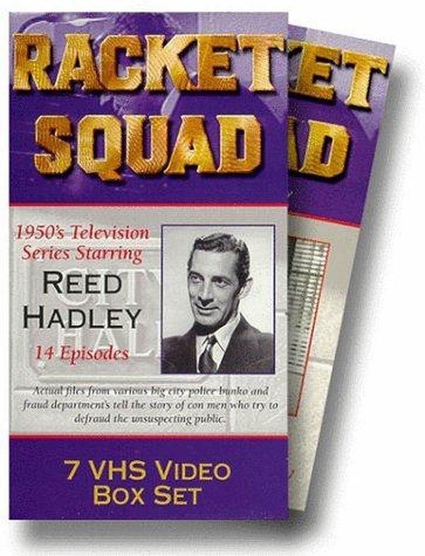 Racket Squad (TV Series 1950- ????)