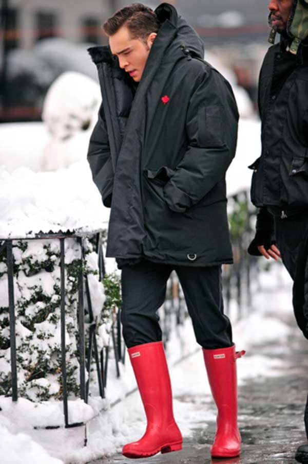 pretty nice 53110 be937 Knee High Boots - You Can Judge A Man By His Boots - Men ...