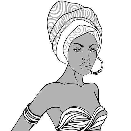 Stock Photo Dessin africain, Peinture africaine et Art
