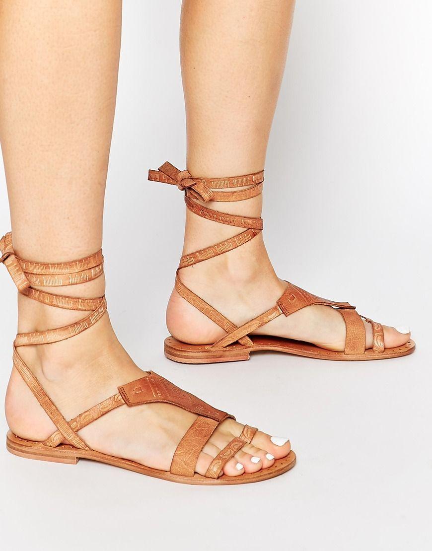 5a67b9a4b647a Tan Gladiator Sandals