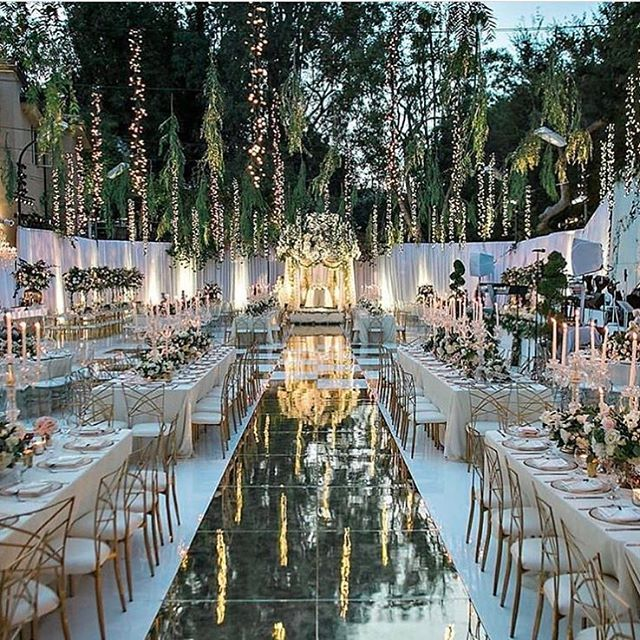 Christian Wedding Reception Ideas: A Mid Summer's Night Dream Place Where I Want To Be Right