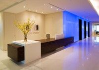 suman godfrey in houston texas law office design concept and