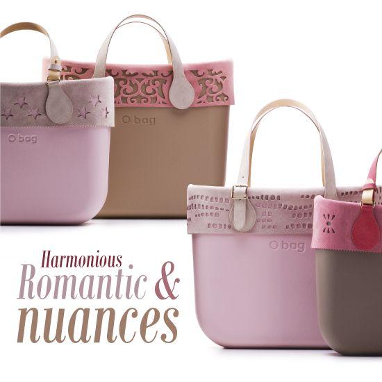 O Nuances Bag Nuances Romantic obag Romantic ZxawI7qH