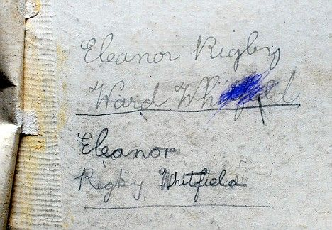 Revealed The Haunting Life Story Behind One Of Pop S Most Famous Songs Eleanor Rigby Eleanor Rigby Beatles Songs Songs