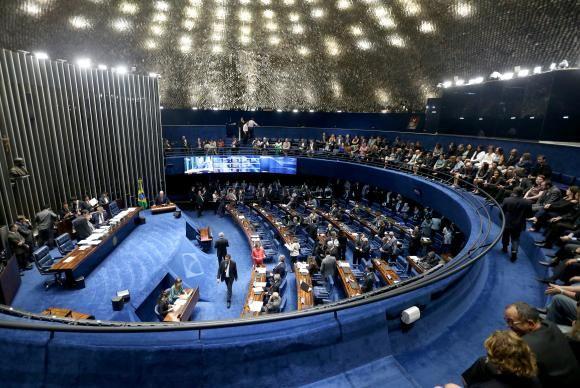 SUED E PROSPERIDADE: Metade do Senado assina pedido para votar em plená...