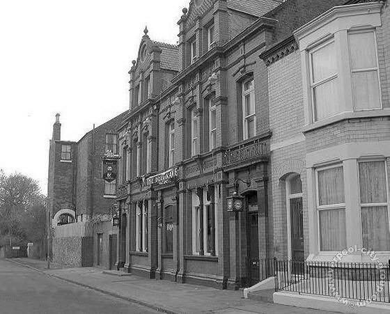 Aigburth My Dads Local Used To Love Going For A Drink