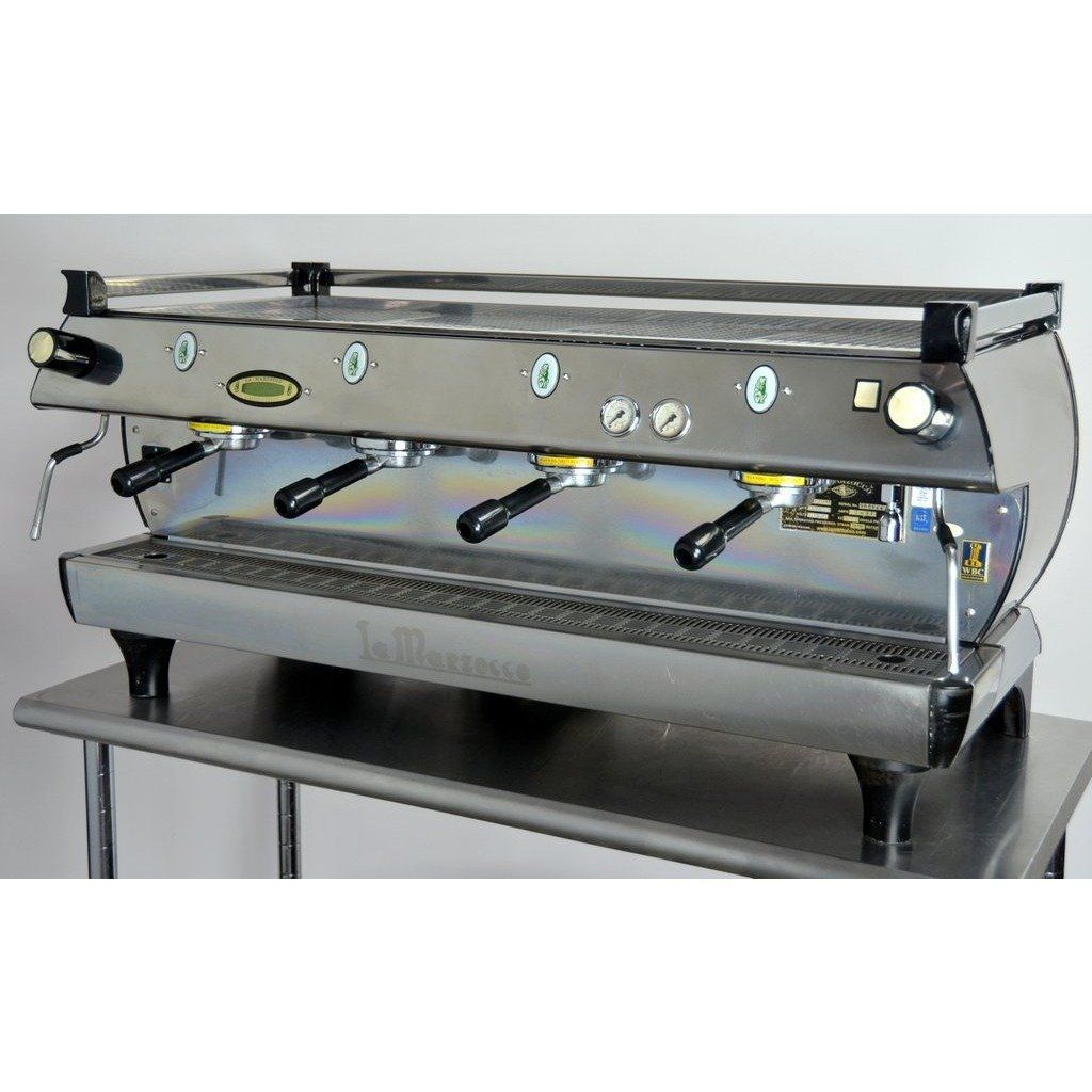 La Marzocco GB5 4 Group SemiAutomatic Commercial Espresso