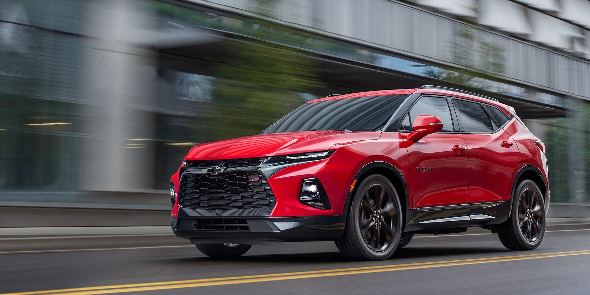 Pin On 2019 All New Chevy Blazer