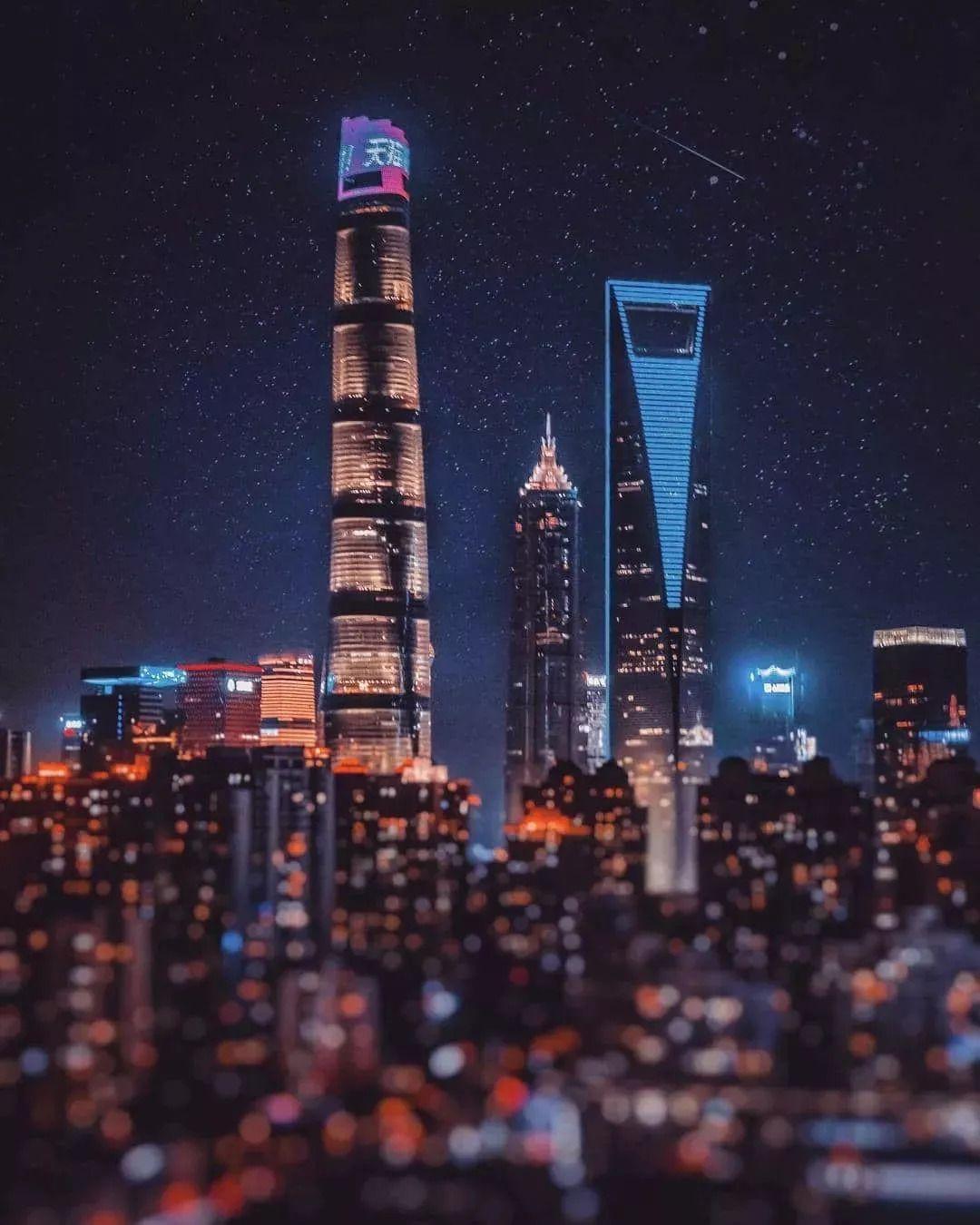 德國攝影師航拍的上海爆紅 這也太美了! 楓林網 Maplestage Aerial photography