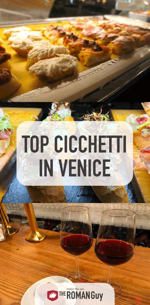 Photo of Where to Eat the Best Cicchetti in Venice