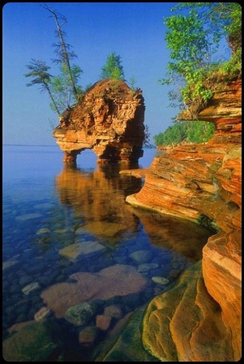 Apostle Islands, Wisconsin