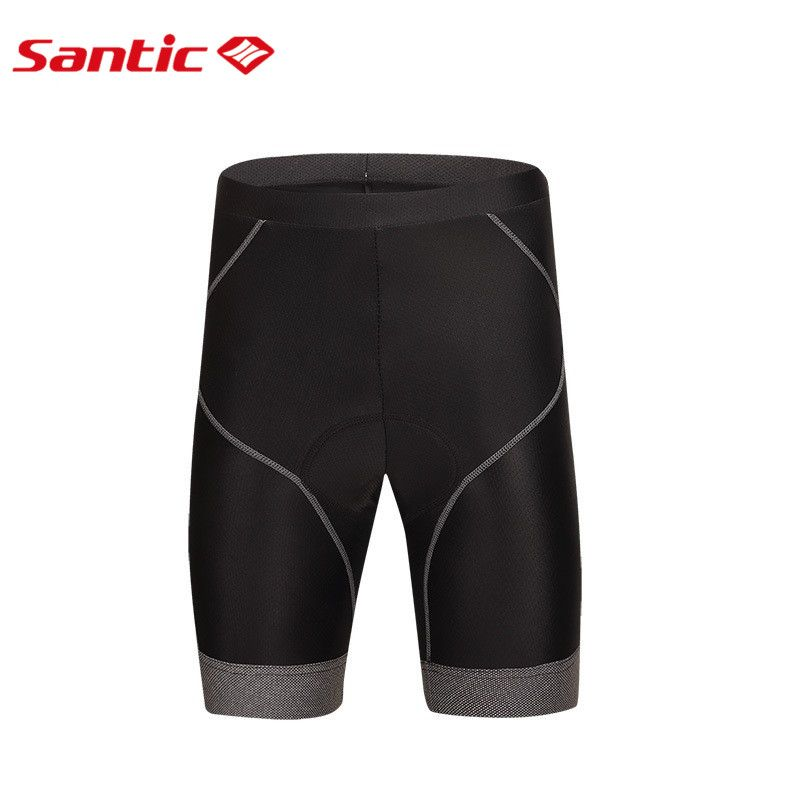884e76b1 Santic Cycling Shorts Padded Downhill Shorts MTB Road Bicycle Bike Shorts  Tights Clothing Cuissard Velo Culotes