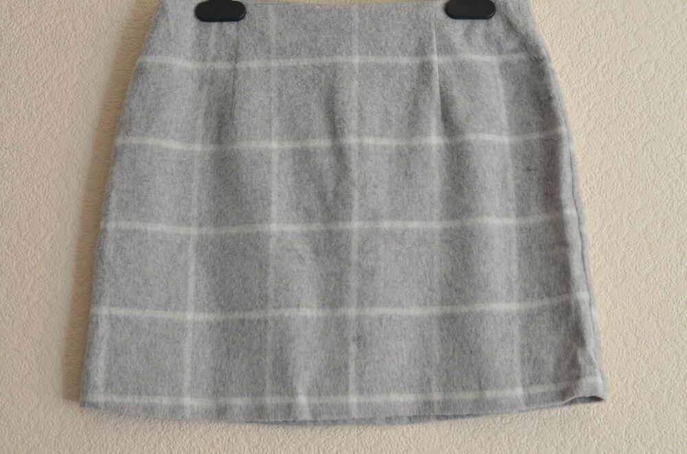 c3101b6099 (Advertisement)eBay- NEW LOOK UK Size 10 Ladies Lovely Grey Wool and Acrylic