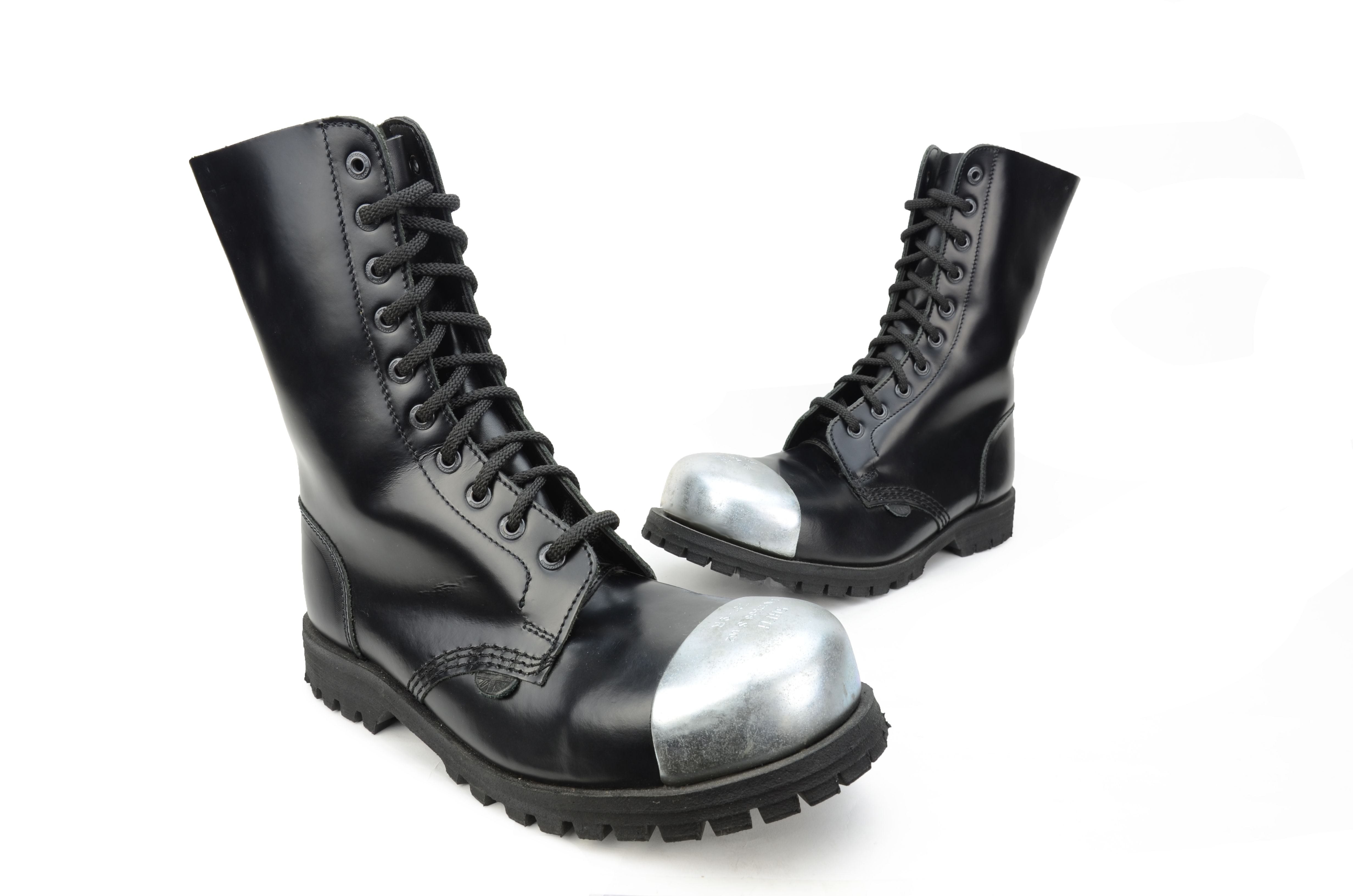 Steel cap boots, Boots, Underground shoes