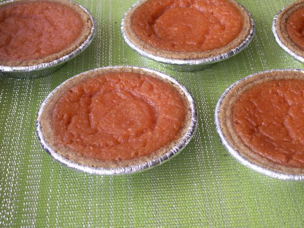 Caribbean Papaya Pie