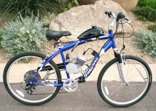 L K 80cc Engine Motor Conversion Kit Motorized Bicycle Bike 2