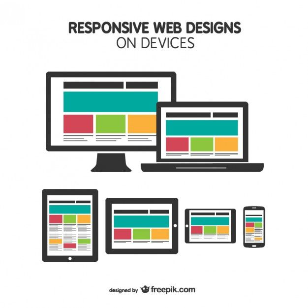 Download Responsive Web Design On Devices For Free Web Design Quotes Web Design Website Design