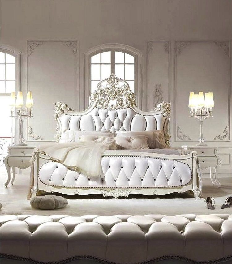 Top 5 classic bedroom designs bedrooms luxury and for Classic french beds