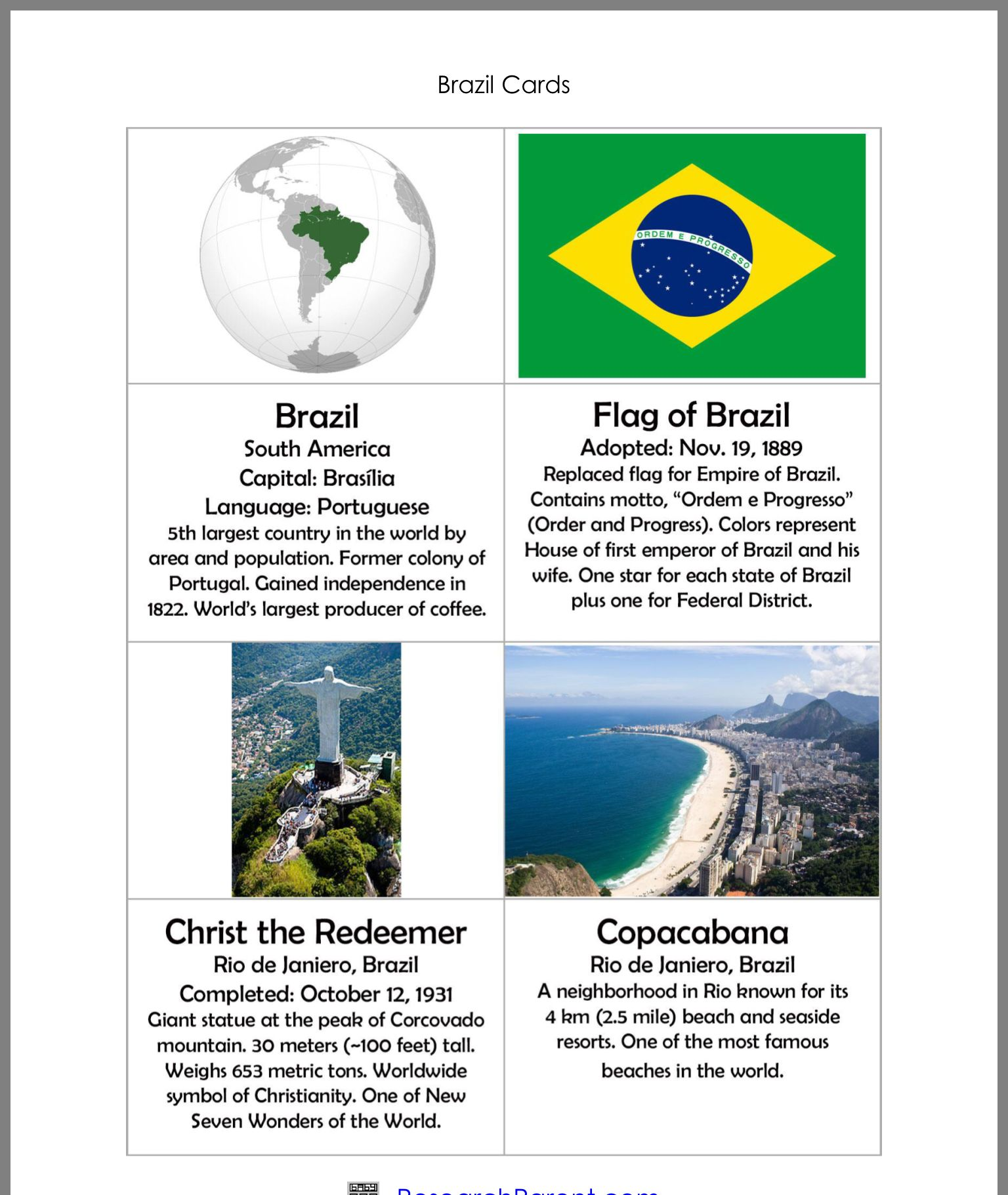 Pin About Brazil Flag And Countries Of The World On