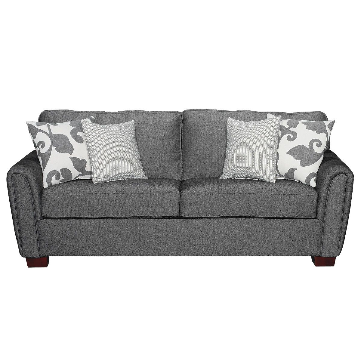 ASH 50700/SECTIONAL   Ashley Viva Chocolate Sectional | Furniture Source  Des Moines, IA | Furniture For House | Pinterest | Ash, Living Room  Furniture And ...