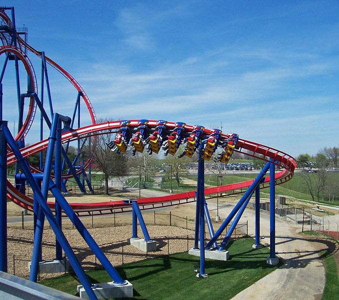 Worlds Of Fun Park Map Worlds Of Fun Worlds Of Fun Kansas City Map Amusement Park Rides