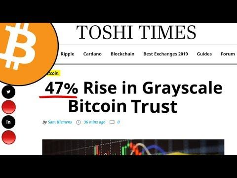 Grayscale investments bitcoin trust gbtc