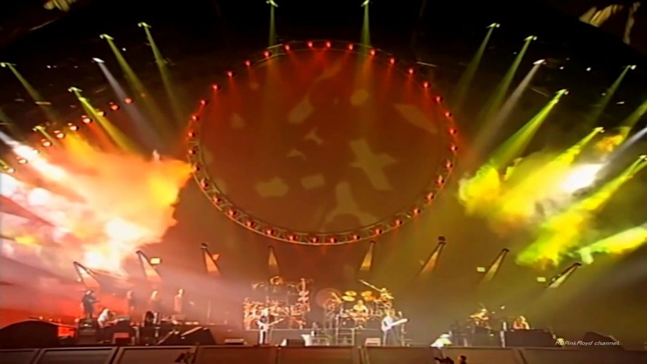 Pink Floyd Time Pulse Remastered 2019 In 2020 Pink Floyd Concert Pink Floyd Pink Floyd Live