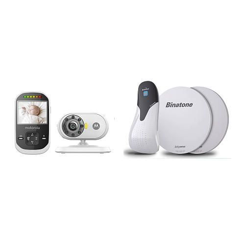 "Motorola Babysense Movement & Video Monitor Combo - Motorola Inc - Babies ""R"" Us"