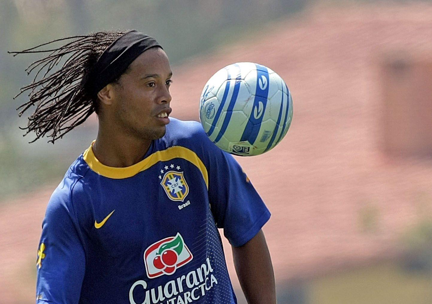 Soccer Star Ronaldinho PDF Free Download