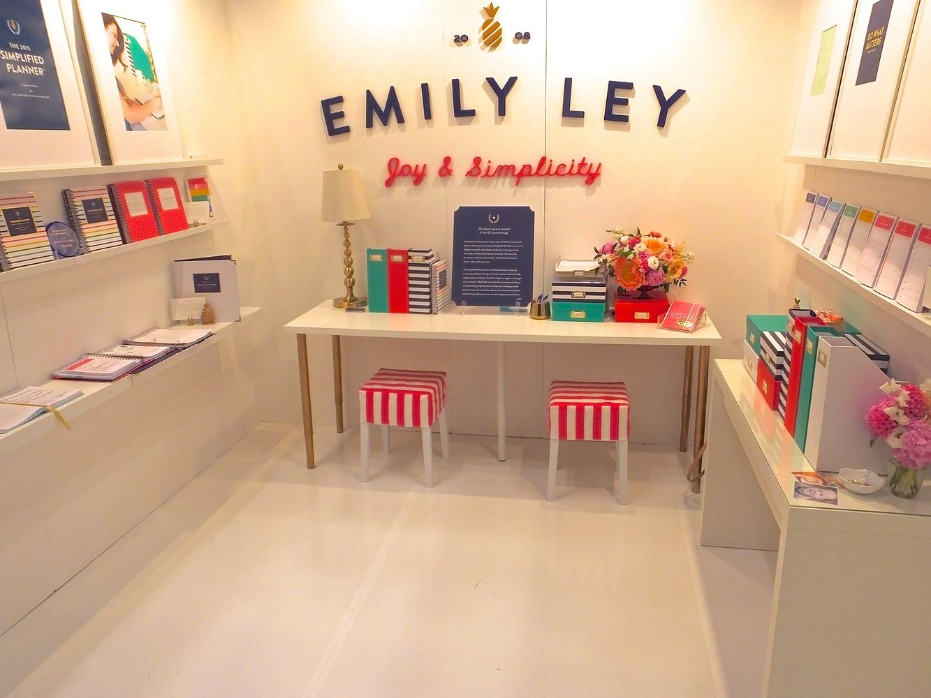 Blog Post 5 Beautiful Booths At National Stationery Show NSS2014