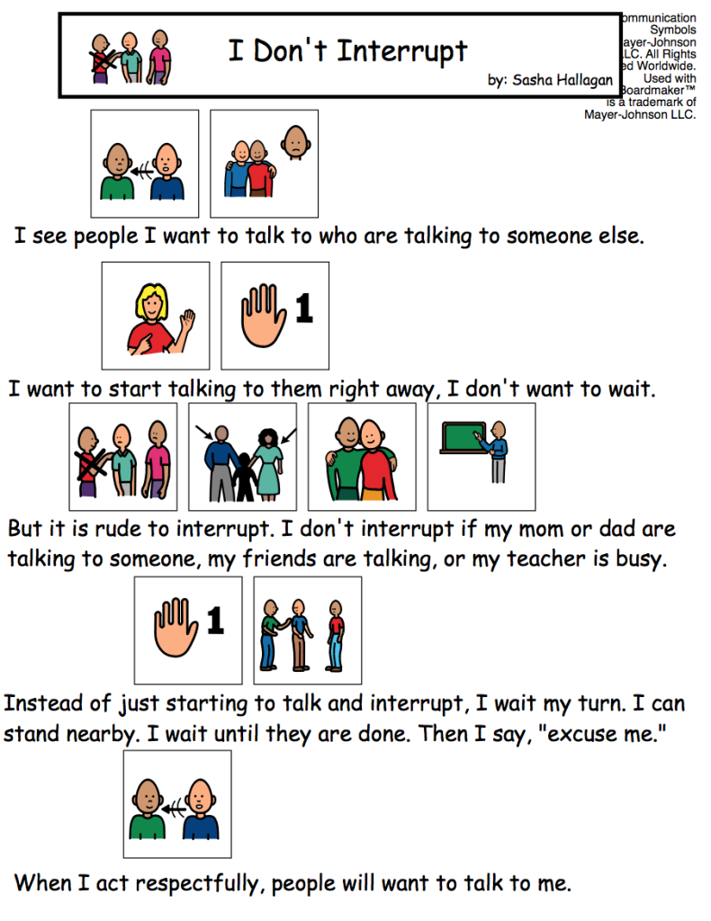 Using Language To Get Attention Appropriately Ie Teaching