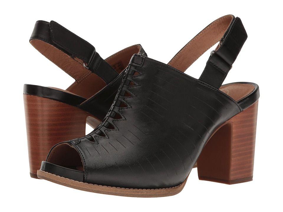 181e304663c CLARKS CLARKS - BRIATTA KEY (BLACK LEATHER) WOMEN S SANDALS.  clarks  shoes