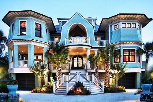 Ms Tennessee Prep Dream Beach Houses My Dream Home Mansions