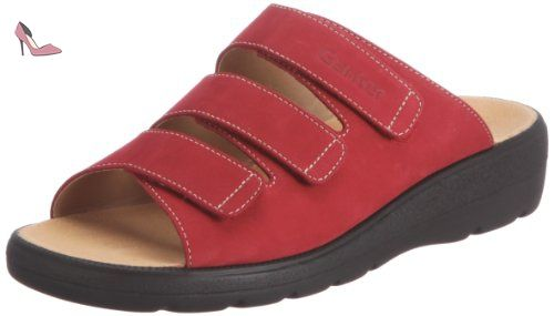 femme 41000 3 Ganter 202902 Rouge Selina F Chaussures Weite w0qqzX7