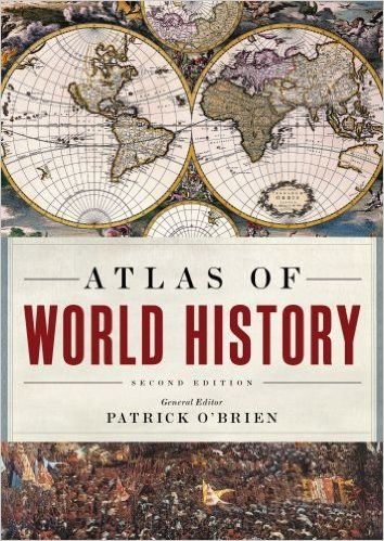 Atlas of World History Patrick Ou0027Brien 9780199746538  - copy interactive world map amazon