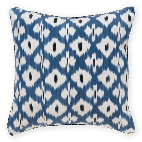 Madeline Weinrib Ikat Pillows