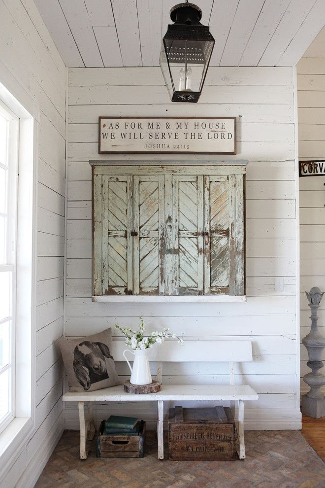 Amazing Outdoor Wall Art Plaques Decorating Ideas Images In Entry Farmhouse Design