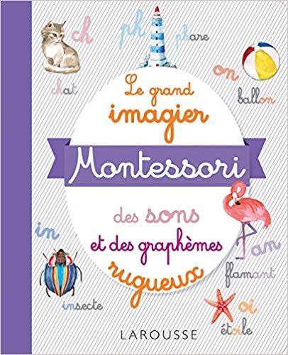 Amazon Fr Le Grand Imagier Montessori Des Sons Et Des