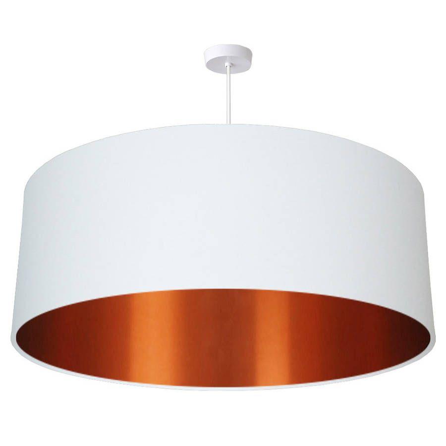 Oversize brushed copper ceiling pendant shade extra large lamp oversize brushed copper ceiling pendant shade extra large lamp mozeypictures Images