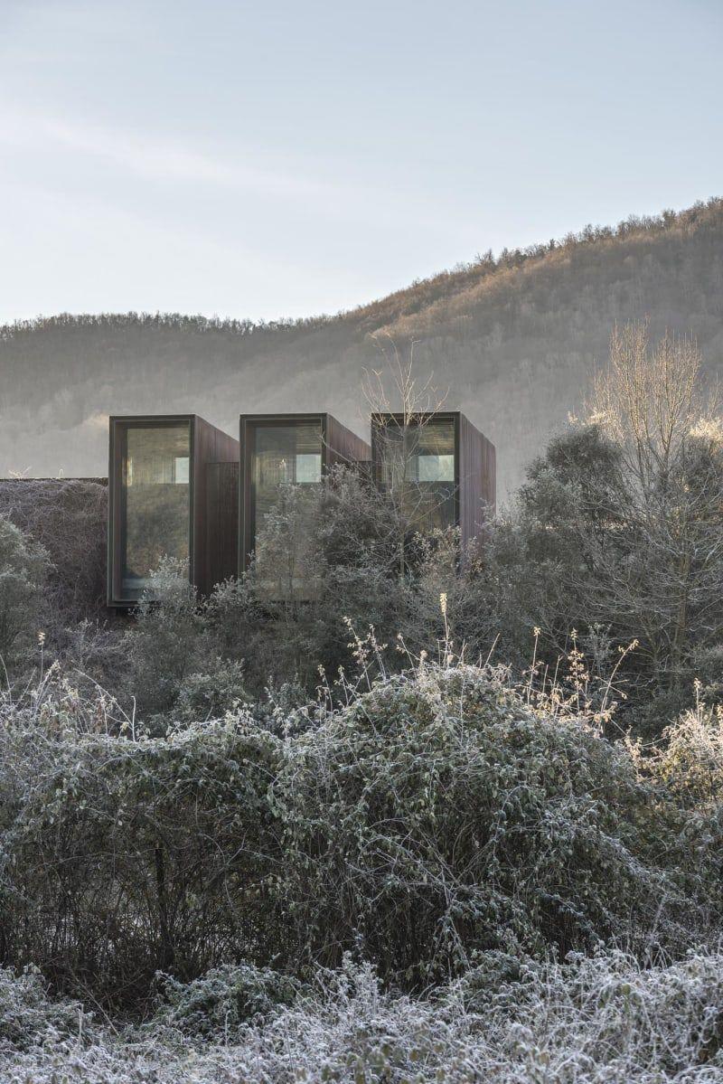 Rcr arquitectes casa rural girona spain architecture for Casa rural mansion terraplen seis