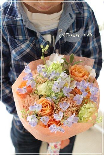 『【今日の贈花】花束いろいろ♪どれが好き?』