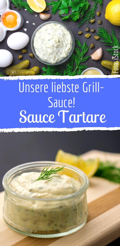 Sauce Tartare #marinadesauce