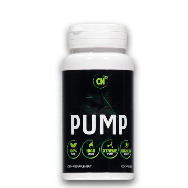 Clean Nutrition Pump  Description: PumpPumpis een NO-product dat het natuurlijke aminozuur L-Arginine bevat in de meest pure vorm. L-Arginine is de pre-cursor van stikstofoxide en zorgt voor een verwijding van de bloedvaten. Het product wordt door actieve sporters gebruikt voor een sneller herstel van het spierweefsel en voor het krijgenvan een goede doorbloeding ofwel ?pomp? tijdens de training. Voor wie is Pump geschikt? Voor iedereen die een betere doorbloeding door het hele lichaam wilt…